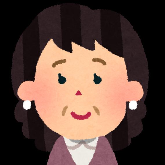 祖母(元POLAレディ)